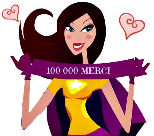 100000 MERCI