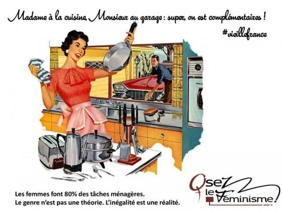 Tâches domestiques, ces phrases qui nous énervent