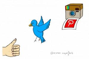 Gérer nos réseaux sociaux avec les enfants qui grandissent