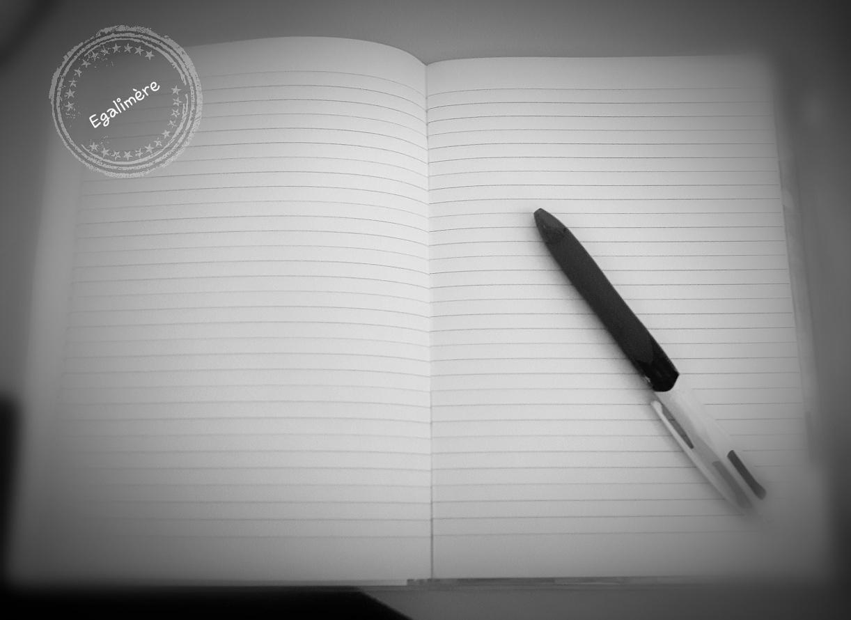 Le syndrome de la page blanche